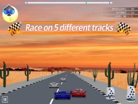 3D Super Grand Prix Speedway Street Classics - CSR Real Racing Pro