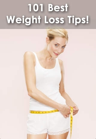 101 Best Weight Loss Tips