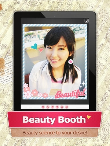 Beauty Booth - Science to your desires