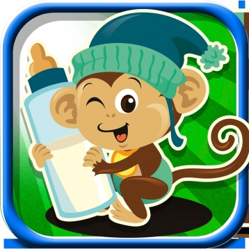 A Baby Monkey Adventure - Crazy Bounce Edition