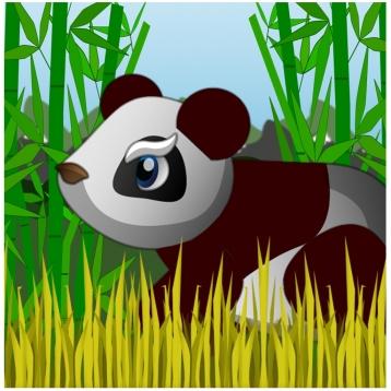 A Baby Panda Adventure Run : Free Fun Running Games