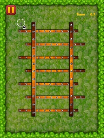 A Ball Balance Garden Strategy - Free Version