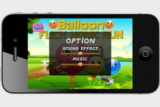 A Balloon Flick Home Run - Free Version