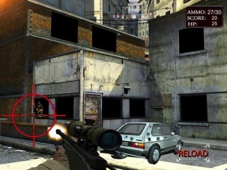 A Battlefield Sniper Assault - War Zone Shooter Hero Games