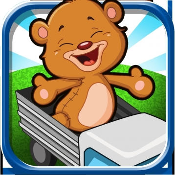 A Bear and Doll escape from candy mountain - Play Care for toys - Full Version