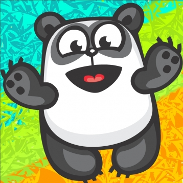 A Bebe Panda Pop Puzzle - cute animal games for free