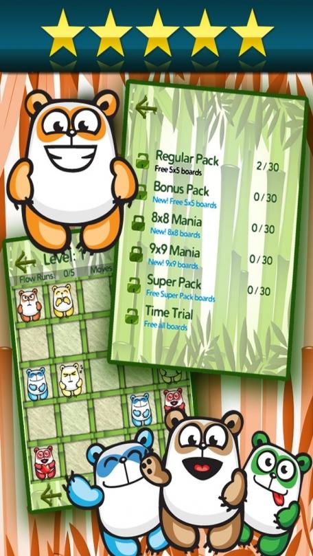 A Bebe Panda Pop Puzzle - cute animal games