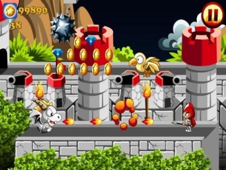 A Big Dragon Kingdom - Attack Of The Dragons!