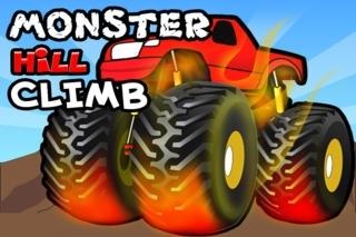 A Big Monster Truck Climb --  PRO Multiplayer Game