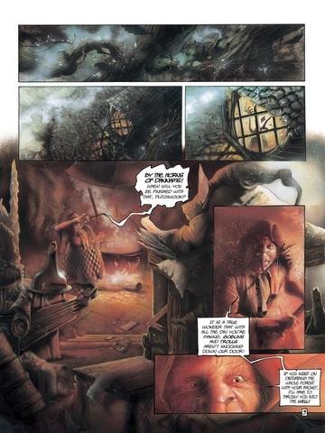 A Bit Of Madness Comics