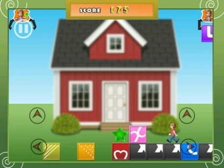 A Box Stack and Build Rush Town House - Free Version