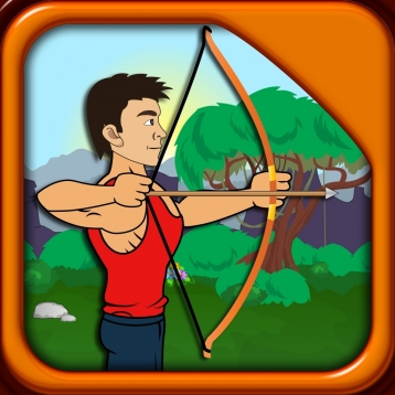 A Camping Fruit Target Shooting - Free Version
