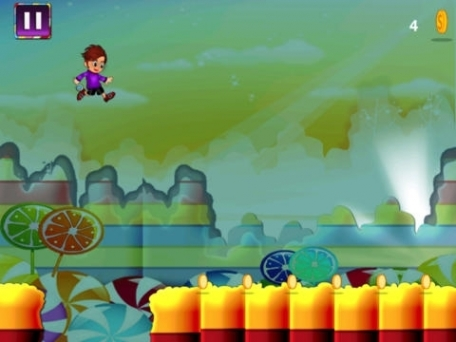 A Candy Man Fun Run Racing