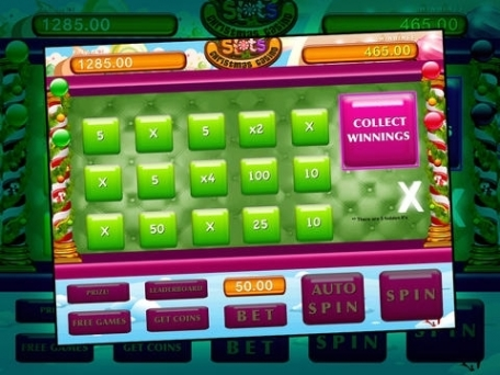 A Candy Slots Christmas Casino : Fun Holiday Slot-Machine with Bonus Games for Free