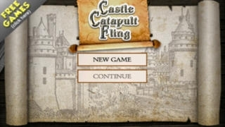 A Castle King Catapult Fling : Physics Knock Over Fling Shoot Game - Free Version