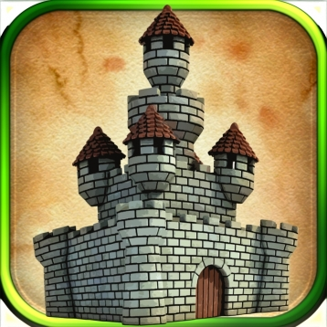 A Castle King Catapult Fling : Physics Knock Over Fling Shoot Game - Full Version