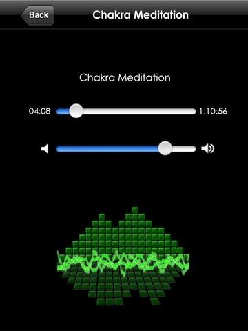 A Chakra Meditation by Glenn Harrold
