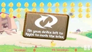 A Chicken Egg Farm Jump - Kids Fun Harvest Game - Free Version