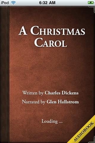 A Christmas Carol (Audiobook+Text)