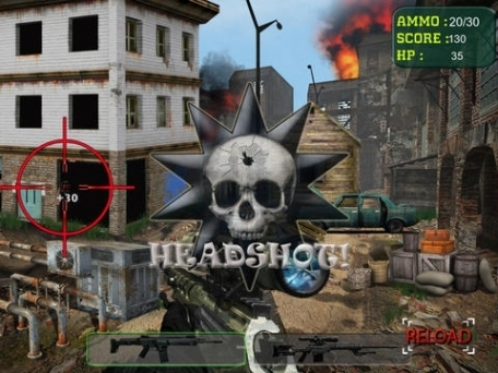 A Commando At War Free - Sniper Assassin Combat Shooter 2