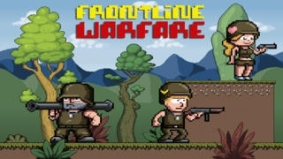 A Commando Quest Game - Frontline Warfare World