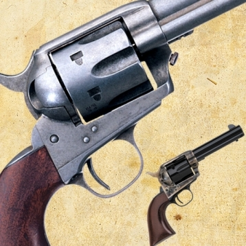 A Cowboy Gun Builder