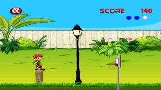 A Crazy Basketball Hoops Game HD - Full Version