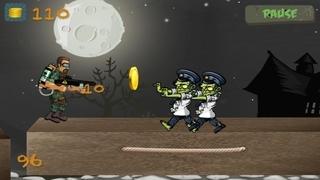 A Crazy Zombie Invasion