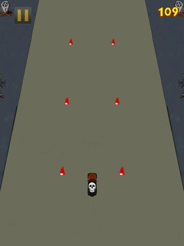 A Dead Highway! Running with Zombies Ahead