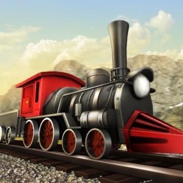 A Delivery Train
