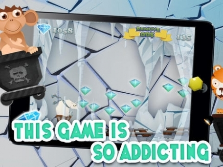 A Despicable Gnome & Friends Diamond Rush HD - Free Rail Miner Shooter Game