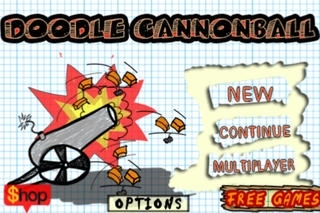 A Doodle Cannonball PRO - Full Version