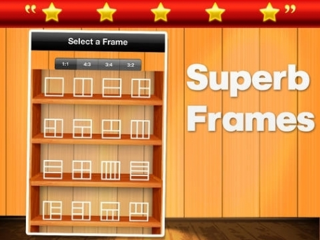 A Fame Frame - Collage Frames for Pictures!