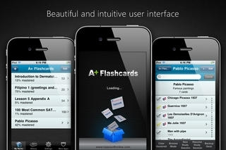 A+ Flashcards - The Top Mobile Flashcard App