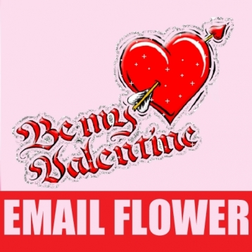 A Flower Email - Deliver Virtual Flowers Instantly via Email for Valentine\'s Day