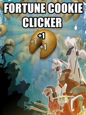 A Fortune Cookie Clicker