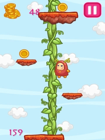 A Giant Beanstalk Climb Adventure Game With Cute Jack And The Little Toy Fairy Friends