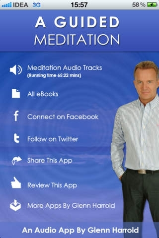 A Guided Meditation by Glenn Harrold