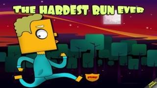 A Hardest Blockhead Run