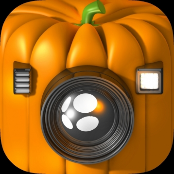 A Harvest Selfie Pic Booth - The Arty Photo Chop & Crop Background & Frame Adjuster Cam Editor by Insta Apps!