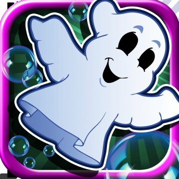 A Haunted Halloween Ghost Escape!