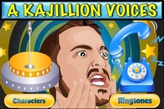 A Kajillion Voices By Brock Baker