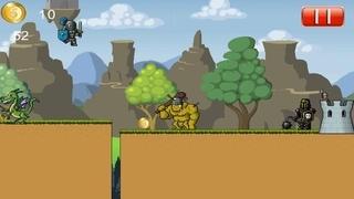 A Knights Defender Kingdom Run - Free Castle Legends Game