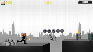 A Line Escape - eXtreme Stunts Jail Break Runner Edition 2