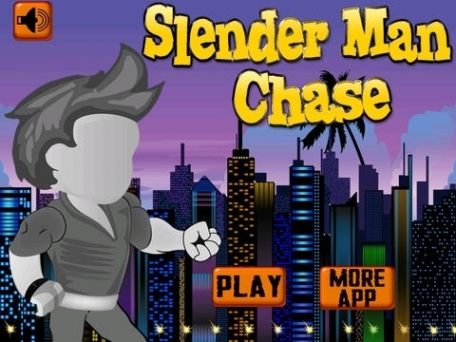 A Mega fun Slender Chase Run: Dead Race