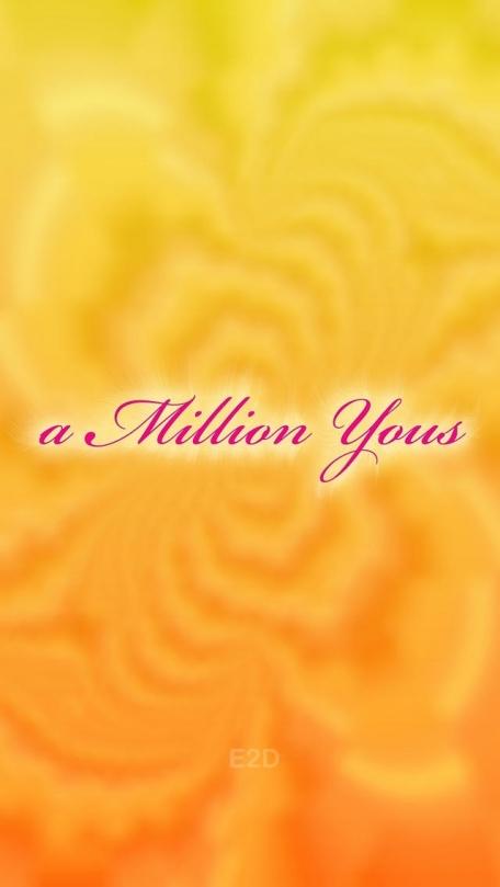 a Million Yous