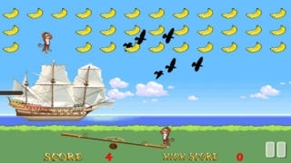 A Monkey See Saw - Crazy Pirate Ship Edition