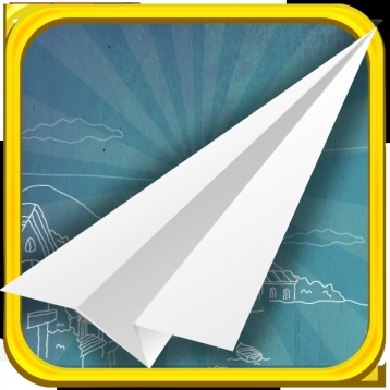 A Paper Airplane War: Aerial Dogfight Edition