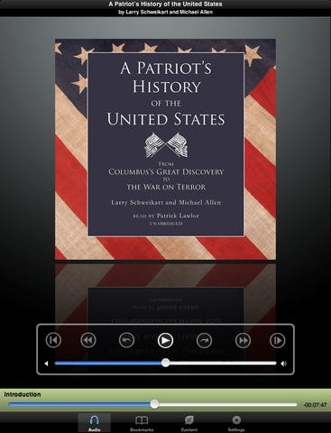 A Patriot's History of the United States (by Larry Schweikart and Michael Allen)