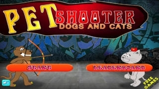 A Pet Shooter Dogs And Cats Free Game